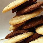 recette Cookies Chocolat Noix et Noix Pralin ... pour commencer l'année 2010 tout en douceur !