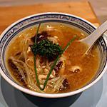 recette Soupe Vietnamienne au poulet et nouille de riz