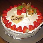 recette Gâteau tiramisu aux fraises