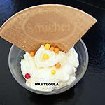 recette Dessert crémeux au lemond curd