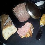 recette Pâté de foies de volaille