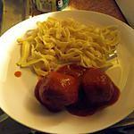 recette Boulette sauce tomate