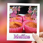 recette MUFFINS  A L'ORANGE
