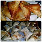 recette Samoussa au boeuf