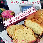 recette Cake excellent