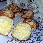 recette Moelleux au citron et amandes
