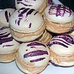 recette Macarons praliné