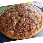 recette Courgecake