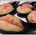 recette Espuma d'asperges vertes en cuillères