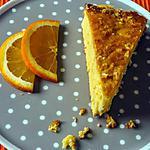 recette Gateau aux amandes et à l'orange
