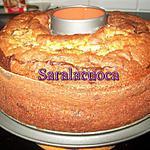 recette Gâteau au yaourt ou (façon marbré)