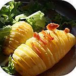 recette Pommes de terre au four sans gluten et sans lactose