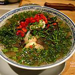 recette Soupe Vietnamienne aux Crevettes