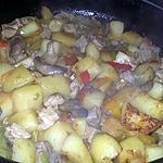 recette Poêlé de légumes