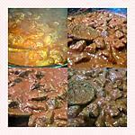 recette kamounia (foie,tomate....)
