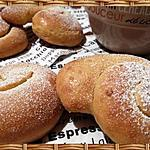 recette Ensaïmadas (brioches espagnoles)