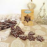 recette Biscuits de Noël à la cannelle et au chocolat