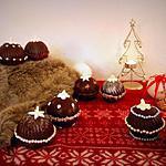 recette Boules de Noël chocolat framboise