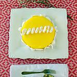recette Entremet kumquat citron meringué