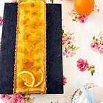 recette Tarte à l'orange caramélisée de C. Felder