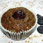 recette Muffins banane chocolat sans gluten et sans lactose