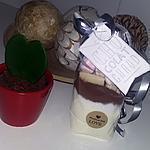 recette Chocolat chaud au chocolat blanc a offrir