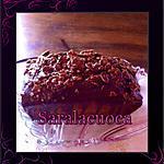 recette Marbré (recouvert de ganache croustillante)