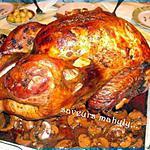 recette dindon du nouvel an de ma mère....(maroco-européene)