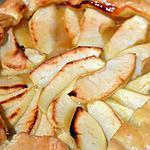 recette Tarte pommes et miel
