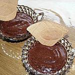 """recette Mousse au chocolat """"anti-cholestérol"""" et extra"""