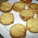 recette Sablés de Jaffa