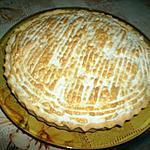 recette Tarte chocolat et noix de coco