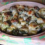 recette Gratin de choux brocoli