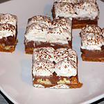 recette Crunchy  chococahuète