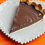 recette Tarte au chocolat ultra fondante