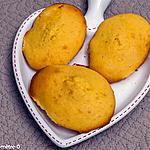 recette Navettes au citron