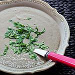 recette Soupe de champignons au sarrasin