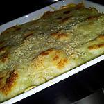 recette Hachis parmentier au courgettes gratinés à la mozzarella