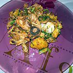 recette assiette restes de faisan