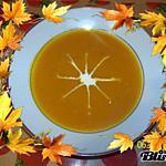 recette Soupe au potiron