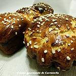 recette Brioche au levain Bichon et Limoncello