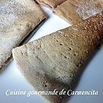 recette Galettes de sarrasin au sucre