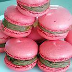 recette Macarons chocolat aux éclats de gavottes