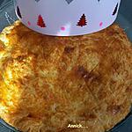 recette galette à l'ananas