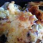 recette Gratin de brocoli, jambon et pommes de terre aux 3 fromages