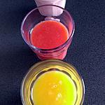 recette Nectar de mangue/orange et ses déclinaisons