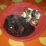 recette Civet de marcassin en cocotte-minute
