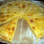 recette galette royale à la frangipane