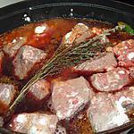 recette ragout de viande de boeuf aux poivrons et paprika