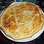 recette galette aux pommes et à la cannelle